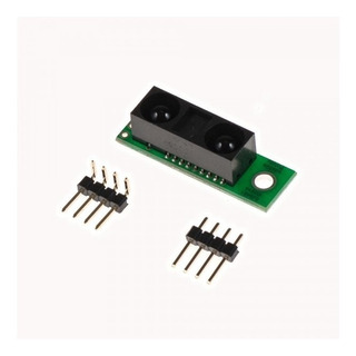2 Sensores Sharp De 10-150cm 5v Gp2y0a60sz