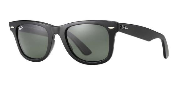 Óculos Ray-ban Rb2140 Wayfarer Original Masculino Completo