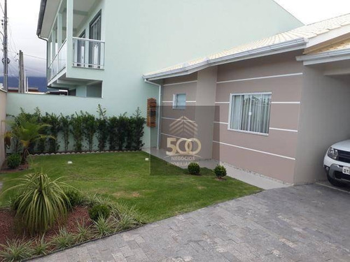 Imagem 1 de 11 de Casa À Venda, 200 M² Rio Grande - Palhoça/sc - Ca0692
