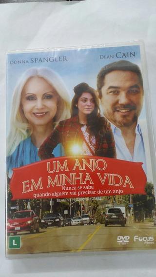 Dvd Um Anjo Em Minha Vida- Focus Filmes- Lacrado.