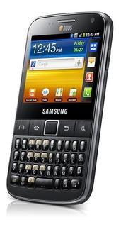 Samsung Galaxy Y Pro Duos 2 Chips Qwerty Raro Funcionando