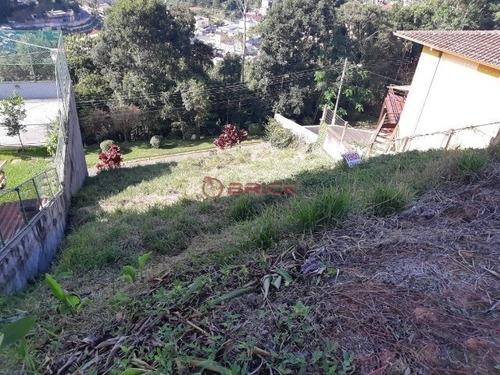 Imagem 1 de 2 de Terreno Em Declive Com 400 M² Em Condomínio Na Tijuca. - Te00223 - 34086387