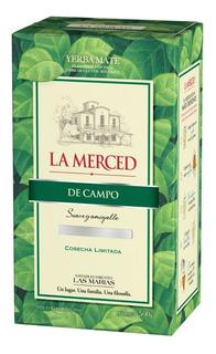 Yerba Mate La Merced De Campo 1/2 Kg.