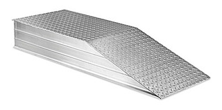Rampa De Aluminio Para Elevacion De Llantas Carga 6804 Kg 2