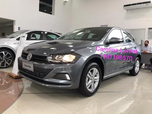 Imagen 1 de 14 de Volkswagen Polo Trendline At 0km Nuevo (carolina Lonfat)