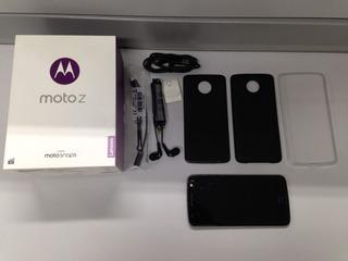 Smartphone Motorola Moto Z 64gb Xt1650-03 - Tela Quebrada