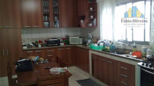 Casa Com 2 Dormitórios À Venda, 186 M² Por R$ 400.000 - Jardim Do Estádio - Santo André/sp - Ca0194