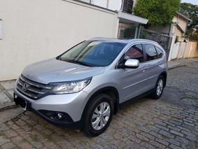 Honda Cr-v Exl 4x2 Flex Aut. 5p Seminovo Único Dono