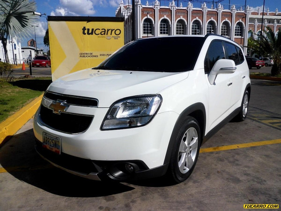 Chevrolet Orlando 4x2