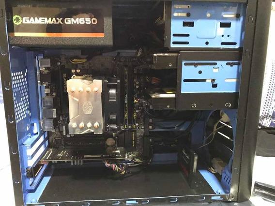 Pc Gamer I7 6700k , 16gb Ram 3200mhz , Ssd 240