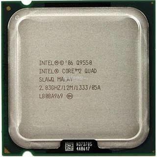 Processador Intel 2 Quad Q9550