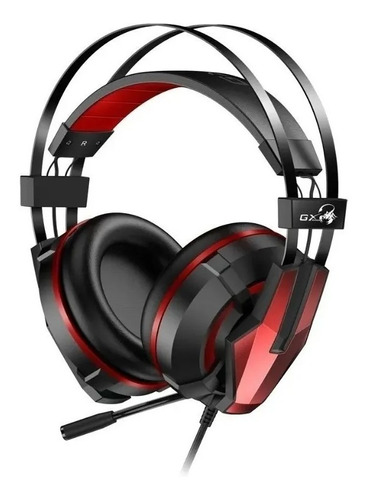 Imagen 1 de 6 de Auricular Gamer Gx Gaming Hs G710v Usb 7.1 Pc Ps4 Vibracion