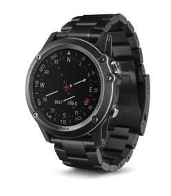 Relógio Garmin D2 Bravo Titanium Gps Watch 010-01338-36