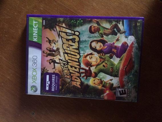Kinect Adventures Original Xbox360
