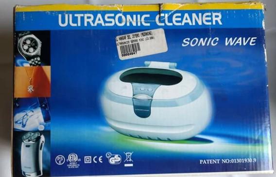 Ultrasonic Cleaner Sonic Wave Limpiadora De Joyería