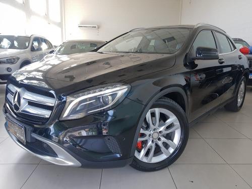 Mercedes-benz Gla 200 Advance 1.6 Tb Gasolina Aut 2015