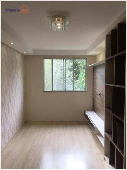 Apartamento Com 2 Dormitórios Para Alugar, 50 M² - Jardim América - São José Dos Campos/sp - Ap6419