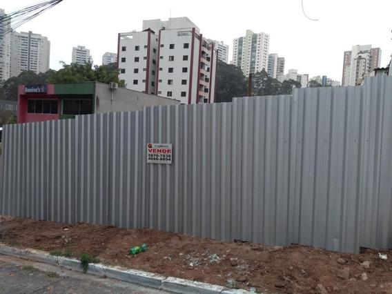 Terreno À Venda, 300 M² Por R$ 1.200.000,00 - Vila Andrade - São Paulo/sp - Te0095