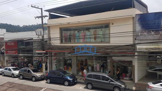 Loja Para Alugar - Rua Teresa - Petrópolis/rj - Lo0012