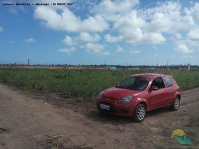 Área Para Venda Em Coruripe, Centro - Ar-01