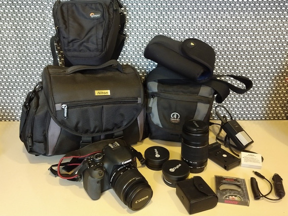 Kit Camera Canon Eos Rebel T3i
