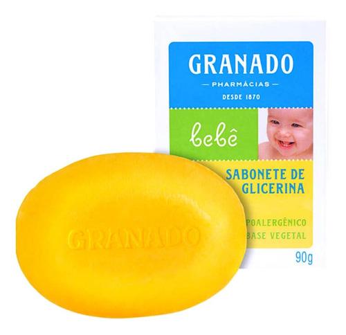 Sabonete Granado Bebe Nene Nenem Baby Infantil 90g