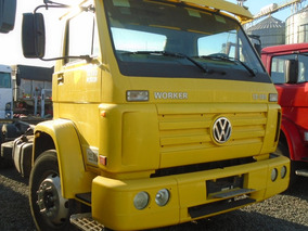 Vw 13180 2012 Toco Chassis 78000 Varias Unidades