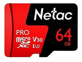 Cartão De Memória Micro Sd Netac 256gb 100 Mb/s U3