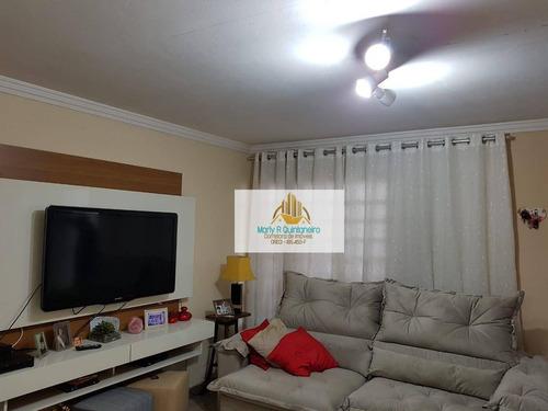 Imagem 1 de 28 de Casa Com 3 Dormitórios À Venda, 170 M² Por R$ 650.000,00 - Jardim Bom Clima - Guarulhos/sp - Ca0041
