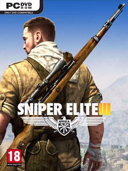 Sniper Elite 3 Steam Pc Cd Key