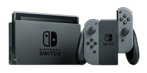 Nintendo Switch Completa +5 Juegos Físicos! (3 Meses De Uso)