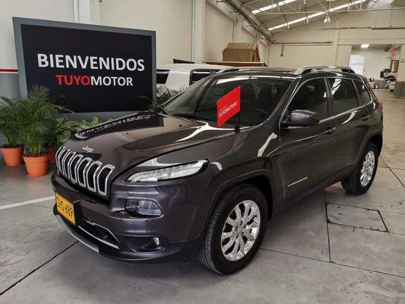 Jeep Cherokke Limited 3.2 Gsl - Excelente Estado!!!