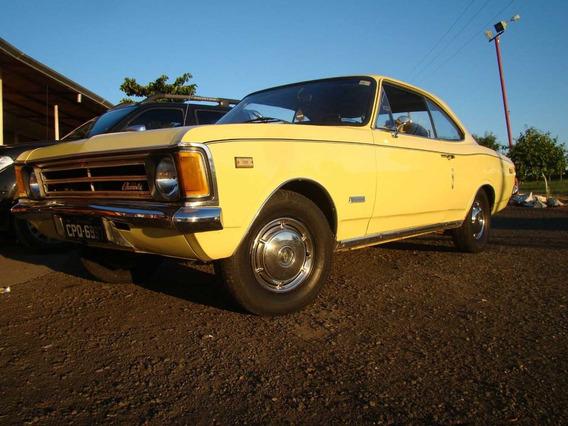 Opala De Luxo Coupe 1972 2 Portas