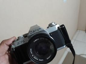Câmera Canon Analógica Av-1 Xplod