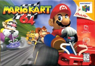 Mario Kart 64 Para Android