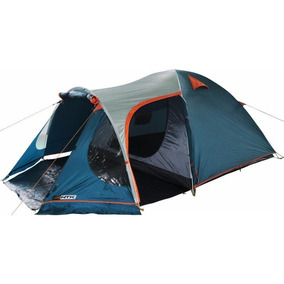 Barraca Camping Indy 4/5 Pessoas Iglu Teto Aluminizado - Ntk