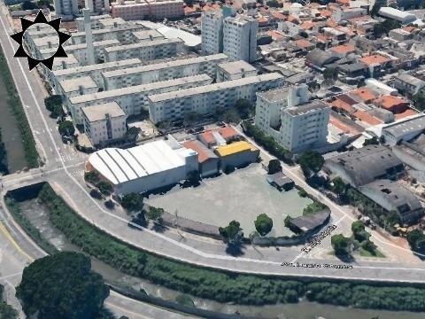 Área Para Venda Rudge Ramos, São Bernardo Do Campo - Ar00085