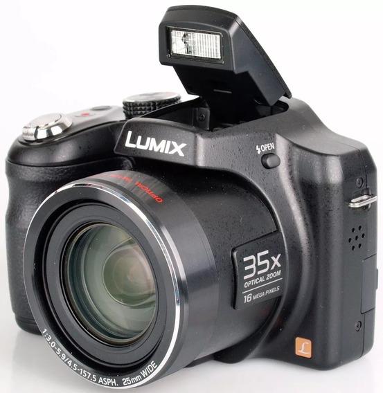 Camera Panasonic Dmc-lz30 Defeito