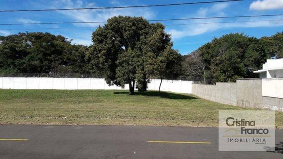 Terreno À Venda, 1008 M² Por R$ 220.000 - Condomínio Haras Pindorama - Cabreúva/sp - Te1091