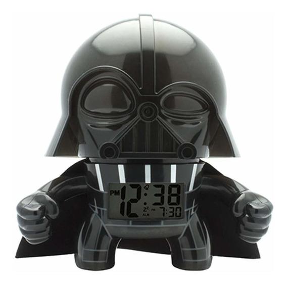 Reloj Despertador Digital Star Wars Darth Vader Nuevo