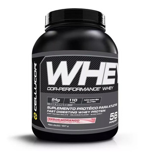 Whey Importado Cor-performance Da Cellucor 1841g