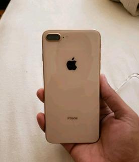 iPhone 8 Plus 256 Gold