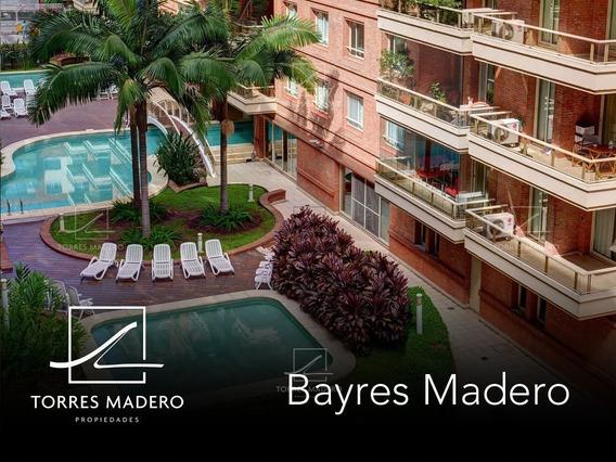 Bayres Madero - Depto 1 Dormitorio Amoblado !