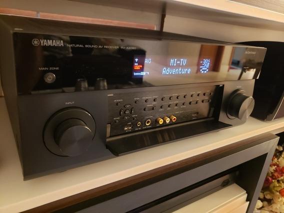 Receiver Yamaha Rx A2060 Home Theater - Seminovo