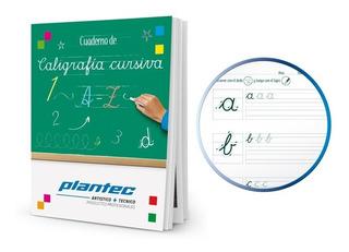 Cuaderno De Caligrafia Cursiva N°3 Plantec