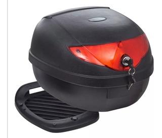 Caja Baúl Maletero Moto Y Motoneta Universal 003
