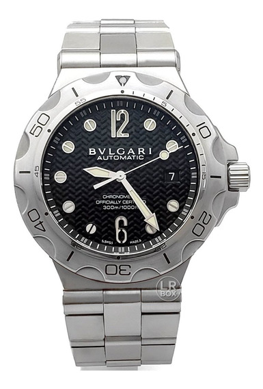 Bvlgari Diagono Automatic 300m 42mm Completo