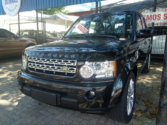 Land Rover Discovery 4 L/r Hse 5.0 Top Blindada