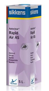 Sikkens Barniz Autoclear Rapid Air 5lts + Hardener 2,5lts