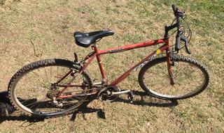 Bicicleta Tipo Mountain Bike